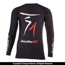 Inverted Gear x Show The Art Rashguard